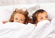 Сон у детей.